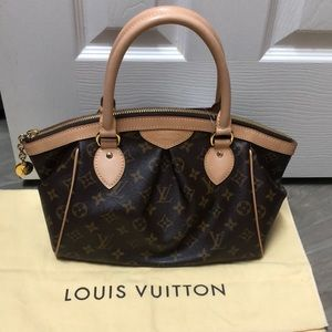Women s Louis Vuitton Tivoli Pm on Poshmark edf44827cfcf5